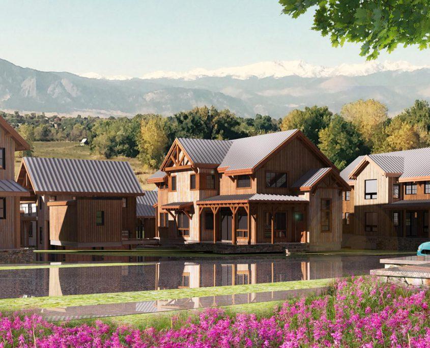 Communities Cornerstone Homes Colorado Custom Home Builder