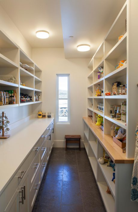 Koda Modern Farmhouse kitchen pantry
