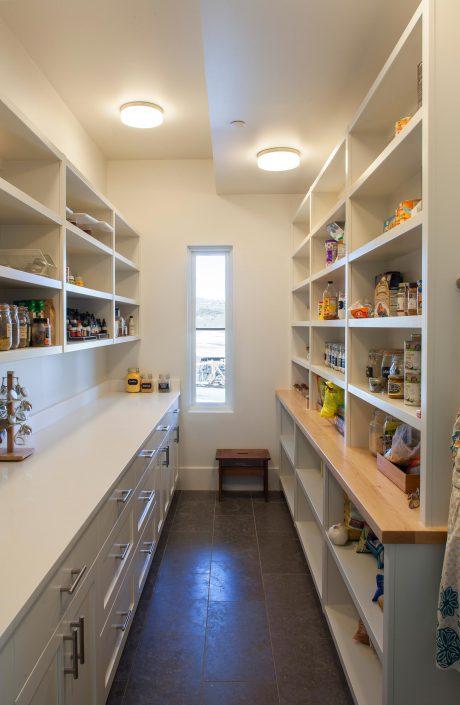 Koda Modern Farmhouse kitchen pantry