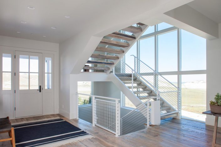 Koda Modern Farmhouse stairs