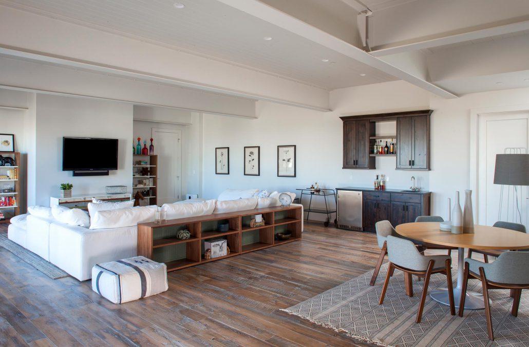 Koda Modern Farmhouse basement