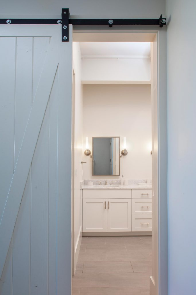 Koda Modern Farmhouse bathroom