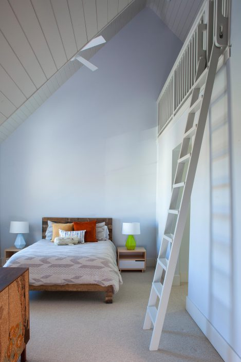 Koda Modern Farmhouse bedroom loft