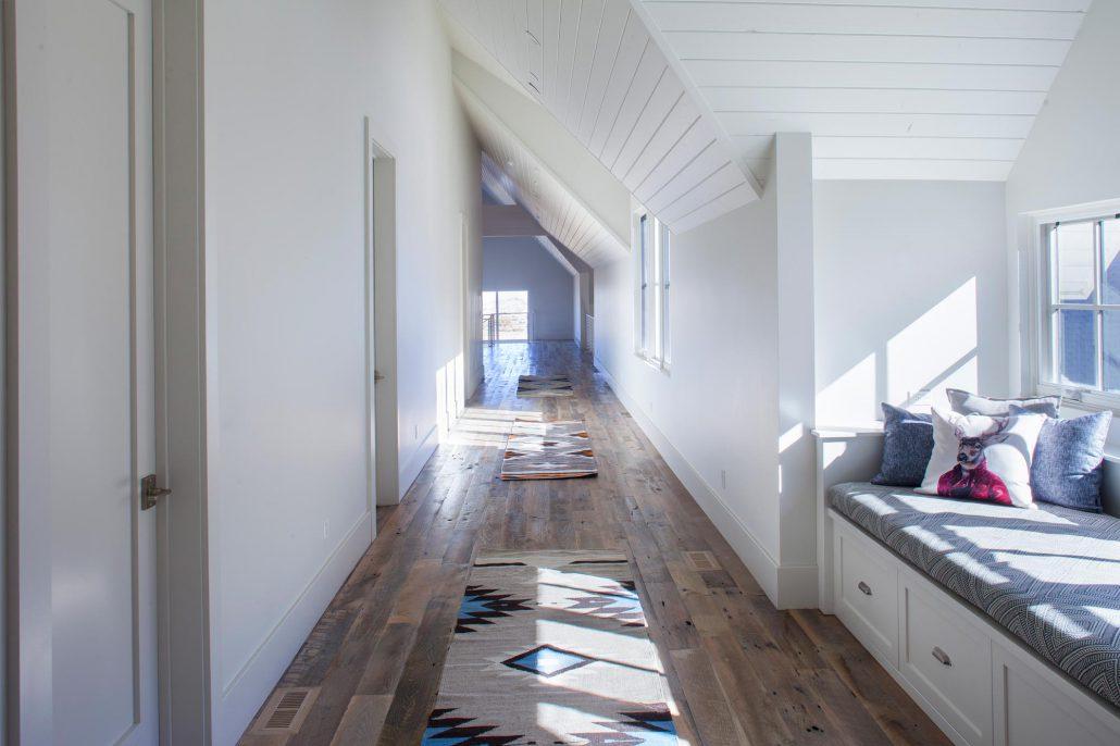 Koda Modern Farmhouse hallway