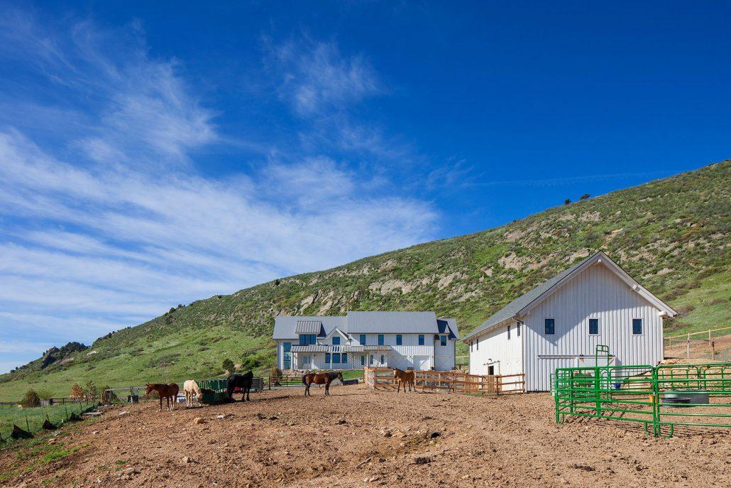 Koda Modern Farmhouse barn