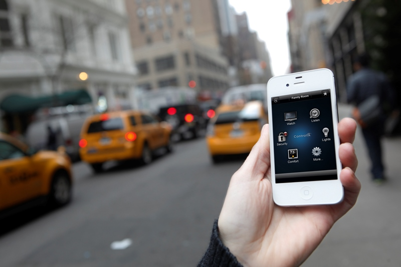 Control4 Smart Home App