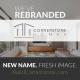 Cornerstone Homes rebranded