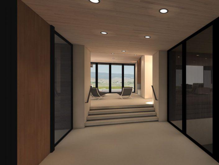 Cornerstone Homes T house rendering1