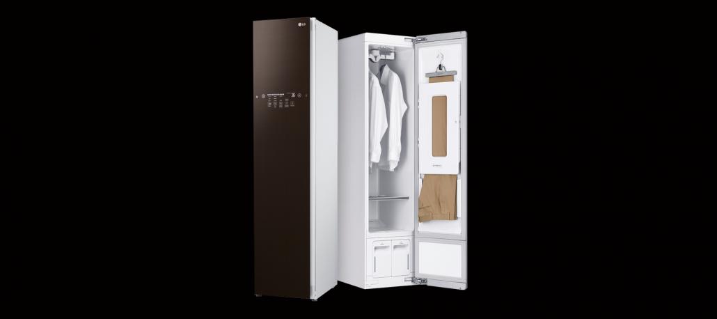 LG Clothing Steamer Steam Appliance