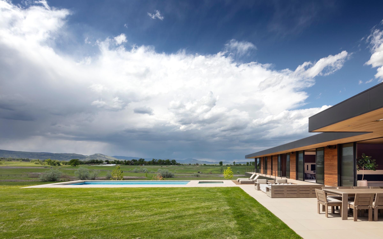 Cornerstone Homes_T House_pool