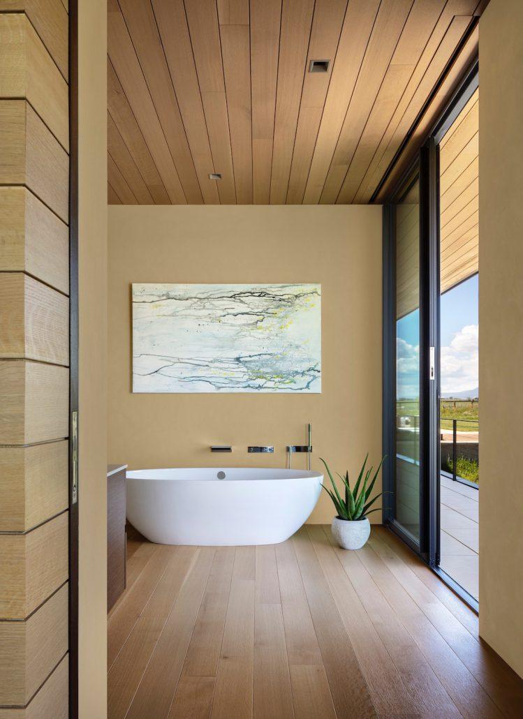 Cornerstone Homes_T House_master tub